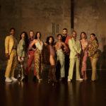 Gruppenbild des Vogue-Artist-Gruppe The House of St. Laurent