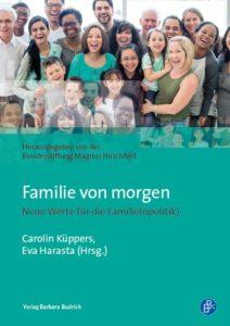 """Buchcover """"Familie von morgen"""""""