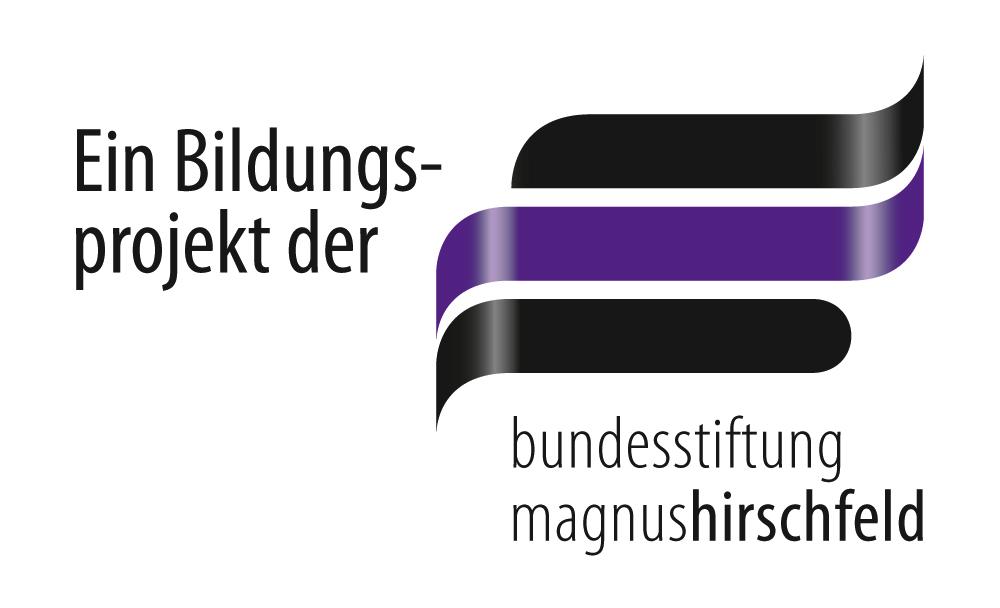 Ein Bildungsprojekt der Bundesstiftung Magnus Hirschfeld