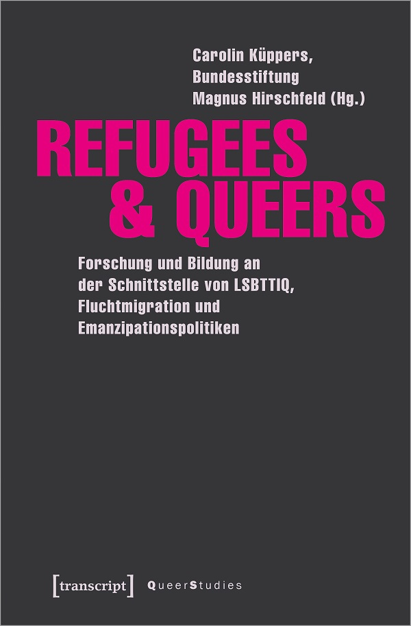 Cover Buch Refugees & Queers