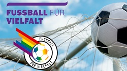 Fußball für Vielfalt