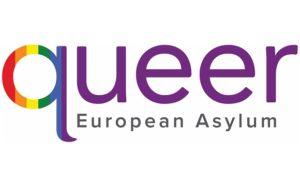 Logo Queer European Asylum