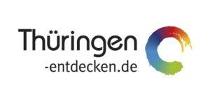 Thüringen entdecken-Logo-Farbkreis