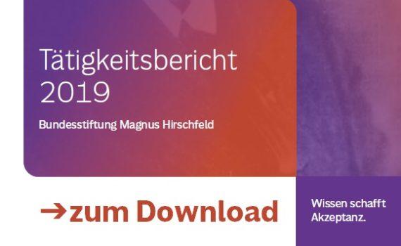 Vorschaubild Download Tätigkeitsbericht 2019