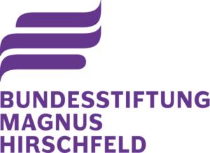Logo der Bundesstiftung Magnus Hirschfeld