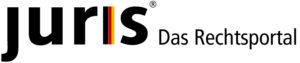 Logo der juris GmbH Das Rechtsportal