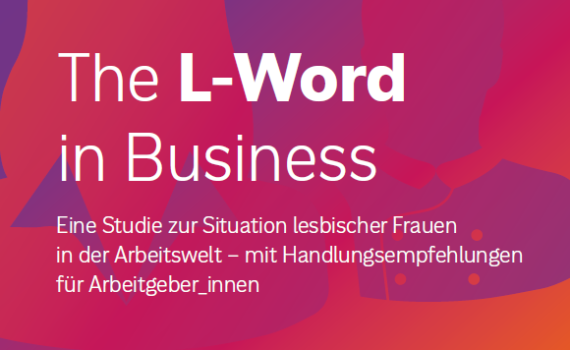 Neue Broschüre L-Word in Business