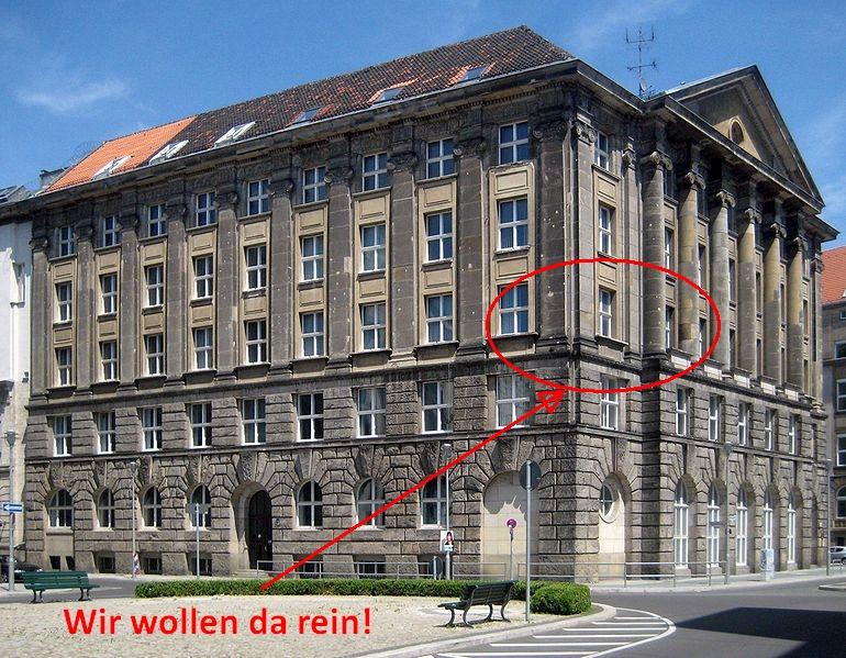 Der neue Wunschstandort - Mohrenstr. 63 in Berlin-Mitte
