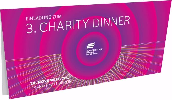 Charity-Dinner