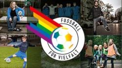 """Zu """"Fußball für Vielfalt"""""""