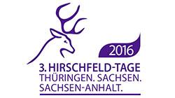 Die 3. Hirschfeld-Tage finden ab Oktober 2016 statt.